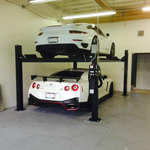Home Auto Lift